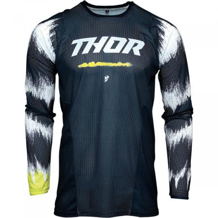 Tricou Off-Road  Thor Jrsy Pls Air Rad Mint/Alb 3XL
