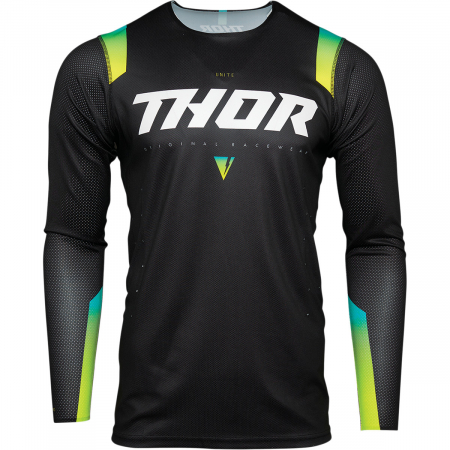 Tricou Off-Road  Thor Jrsy Prm Pro Unite Negru S