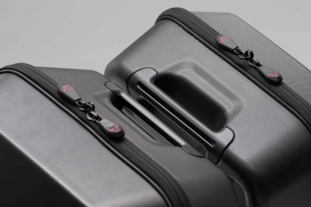 Urban ABS side case stanga 16 l. ABS plastics. pentru SLC side carrier stanga.2