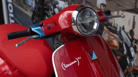 Vespa Primavera 50 (RED)®  Euro5 - PROMOTIE [6]