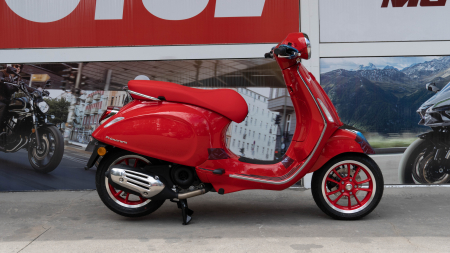 Vespa Primavera 50 (RED)®  Euro5 - PROMOTIE [3]