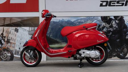 Vespa Primavera 50 (RED)®  Euro5 - PROMOTIE [8]