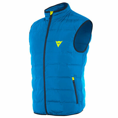 DAINESE DOWN VEST AFTERIDE PERFORMANCE-BLUE marime XL, EAN: 8051019044679
