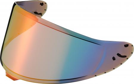 Viziera Casca Shoei NXR 2 CWR-F2PN spectra fire orange