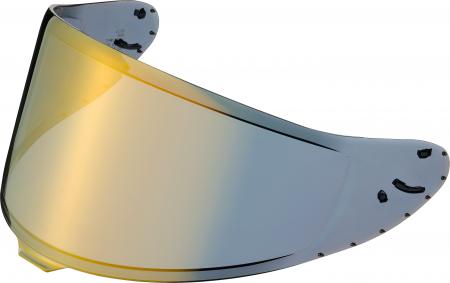 Viziera Casca Shoei NXR 2 CWR-F2PN spectra gold