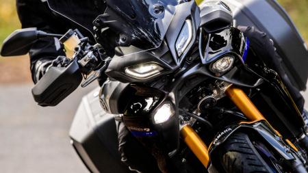 Yamaha Tracer 9 GT21