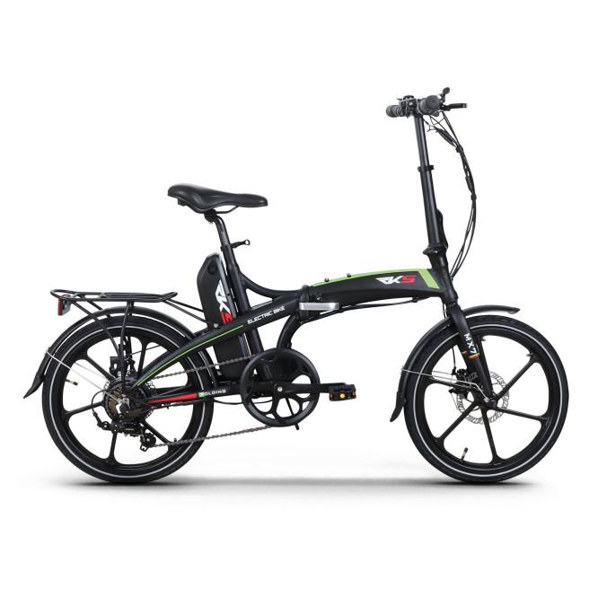 Bicicletă electrică RKS MX7 [3]