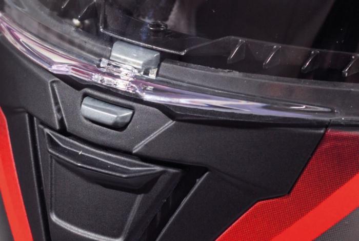 Casca integrala motociclete MT Blade 2 SV Blaster B2 rosu mat (ochelari soare integrati) [6]