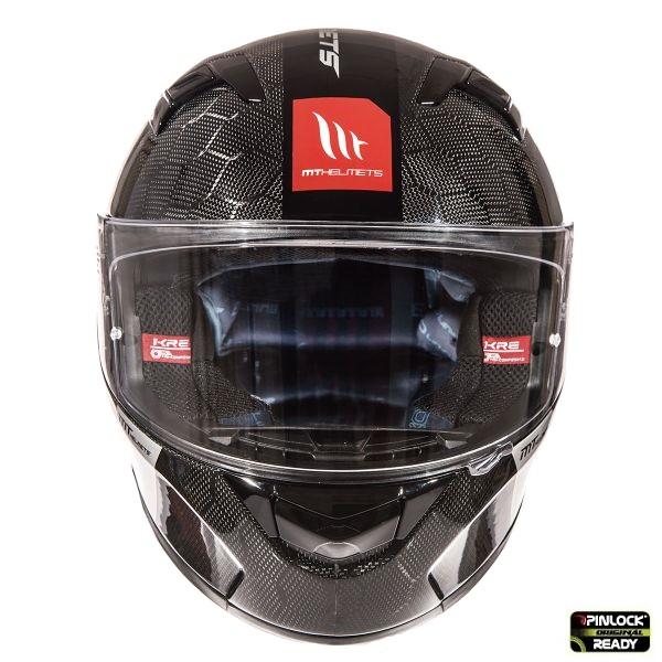 Casca integrala motociclete MT KRE Snake carbon – 100% carbon [2]