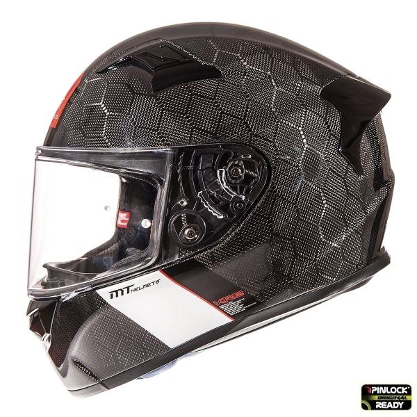 Casca integrala motociclete MT KRE Snake carbon – 100% carbon [0]