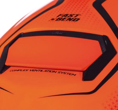 Casca modulabila motociclete MT Atom SV Divergence G1 portocaliu fluor lucios Pinlock ready (viziera tip MT-V-16) [7]