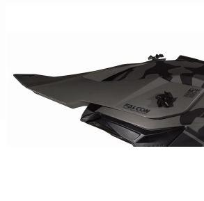 Cozoroc tip MX802 – casca off road MT Falcon Karson F0 negru mat [0]