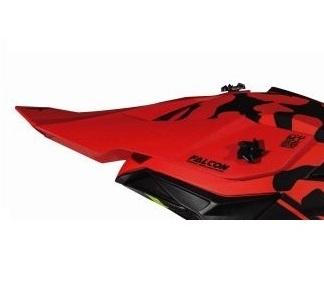 Cozoroc tip MX802 – casca off road MT Falcon Karson F1 rosu mat [0]