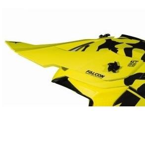 Cozoroc tip MX802 – casca off road MT Falcon Karson F2 galben mat [0]