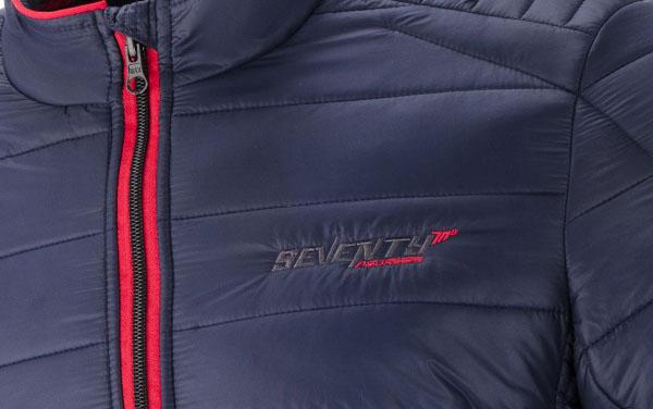 Geaca (jacheta) barbati Urban Seventy model SD-A5 culoare: albastru/rosu – tip Softshell – greutate redusa [4]