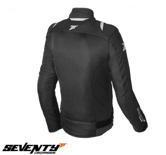 Geaca (jacheta) femei Racing vara Seventy model SD-JR50 culoare: negru [1]