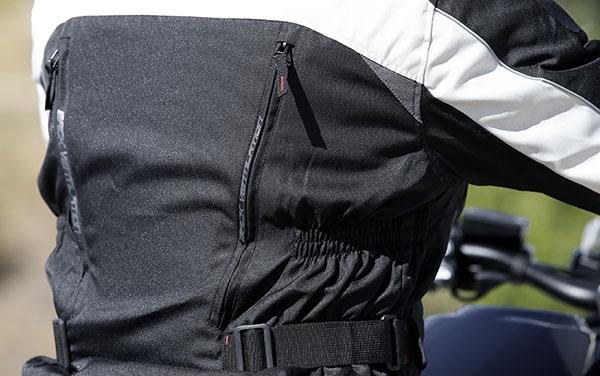 Geaca (jacheta) motociclete barbati Touring Seventy vara/iarna model SD-JT41 culoare: negru/gri [3]