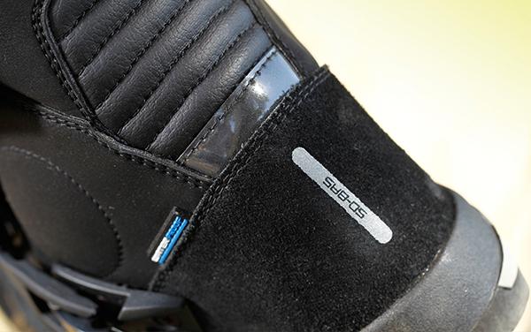 Ghete (cizme) moto Adventure (Touring) Unisex Seventy model SD-BA5 culoare: negru [2]