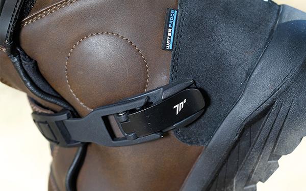Ghete (cizme) moto Adventure (Touring) Unisex Seventy model SD-BA5 culoare: negru [4]