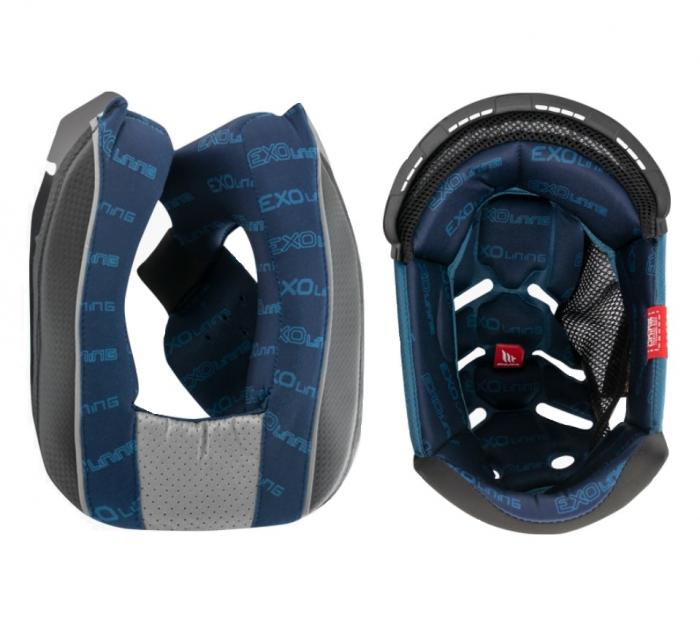 Kit interior casca integrala MT KRE – KRE Snake Carbon – KRE Gabri – KRE Hawkers (modelele KRE fara ochelari de soare integrati) [0]