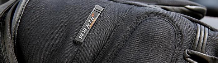 Manusi barbati iarna Seventy model SD-C9 negru – WinterTex – degete tactile [3]