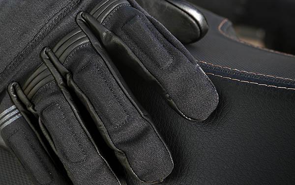 Manusi barbati iarna Seventy model SD-C9 negru – WinterTex – degete tactile [4]