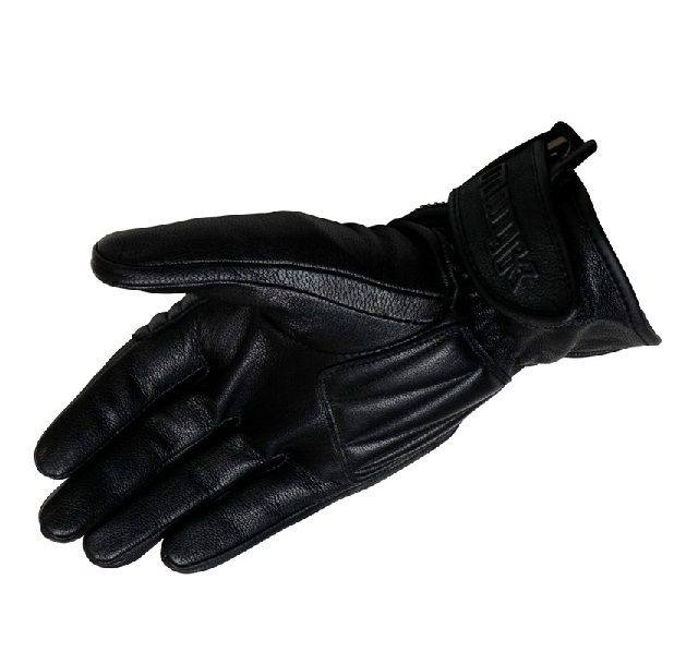 Manusi barbati piele Unik Racing model C-66 vintage culoare: negru [2]
