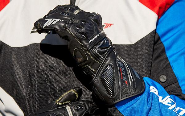 Manusi barbati racing vara Seventy model SD-R12 negru [1]