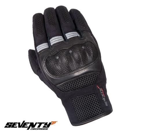 Manusi barbati Touring vara Seventy model SD-T6 negru – marime: M (8) [0]