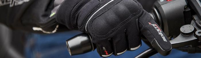 Manusi femei Touring iarna Seventy model SD-C45 negru/gri – WinterTex [4]