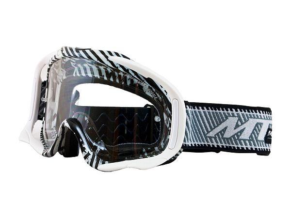 Ochelari MT off road (cross-enduro) Mx-Pro III – culoare albă [1]