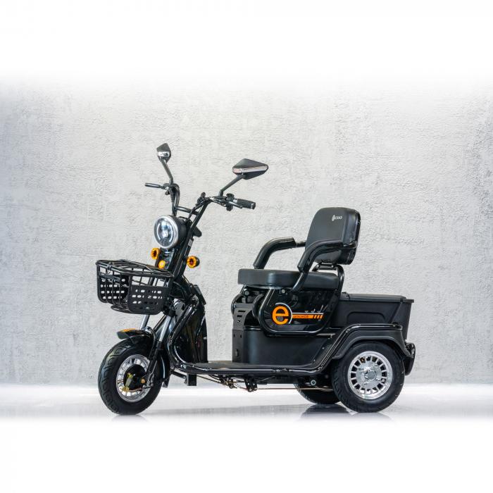 Tricicletă electrică E-MOB 09 [0]