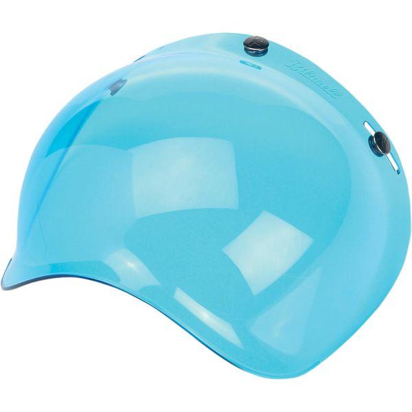 Viziera albastra (bubble visor) casca Custom Rider – Le Mans – Le Mans SV [0]
