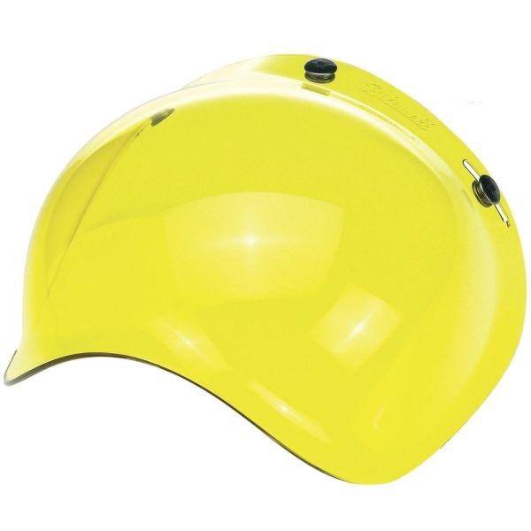 Viziera galbena (bubble visor) casca Custom Rider – Le Mans – Le Mans SV [0]