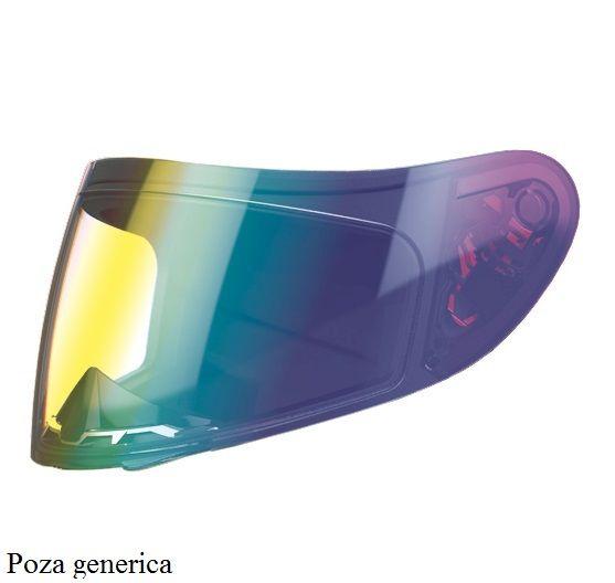 Viziera iridium casca integrala MT KRE Snake Carbon – KRE SV – pinlock ready (tip MT-V-09) [0]