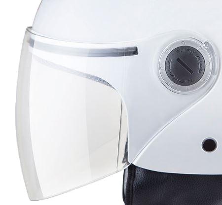 Viziera transparenta casca jet (open face) MT Street (tip MT-V-15) [0]