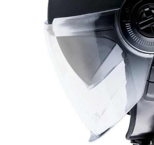 Viziera transparenta casca jet (open face) MT Viale SV (tip MT-V-26) [0]