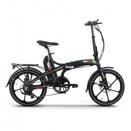 Bicicletă electrică RKS MX7 [0]