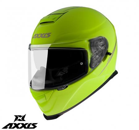Casca integrala Axxis model Eagle SV A3 galben fluor lucios (ochelari soare integrati) [0]