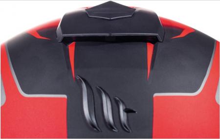 Casca integrala motociclete MT Blade 2 SV Blaster B2 rosu mat (ochelari soare integrati) [8]