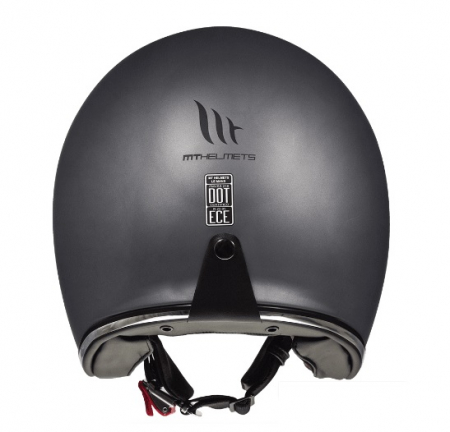 Casca open face motociclete MT Le Mans 2 SV negru mat (ochelari soare integrati) [3]