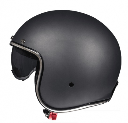 Casca open face motociclete MT Le Mans 2 SV negru mat (ochelari soare integrati) [0]