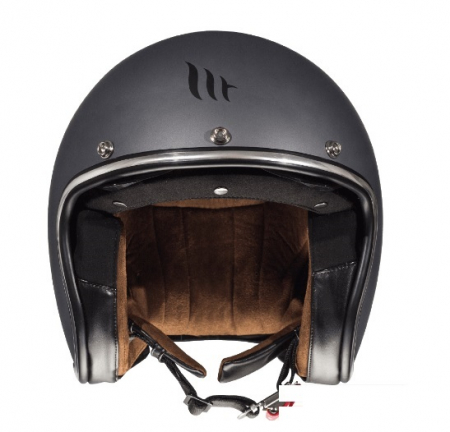 Casca open face motociclete MT Le Mans 2 SV negru mat (ochelari soare integrati) [2]