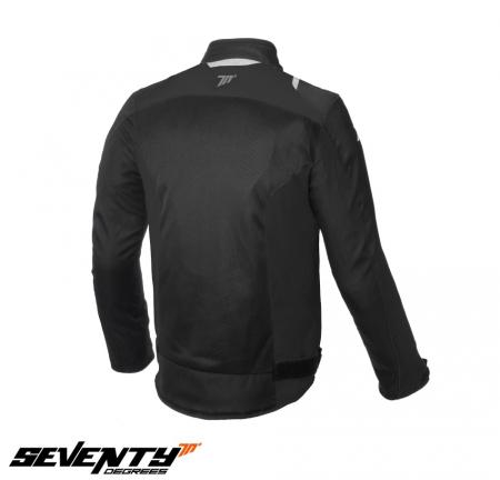 Geaca (jacheta) barbati Racing vara Seventy model SD-JR48 culoare: negru [1]