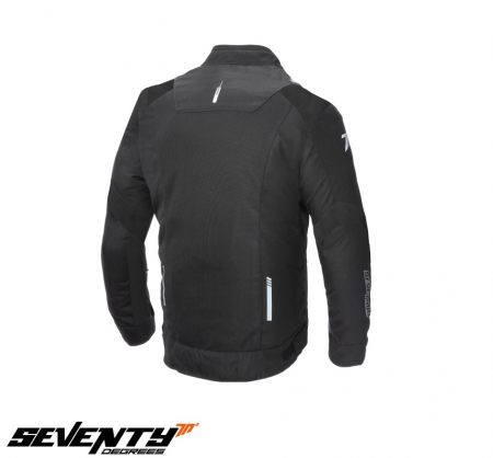 Geaca (jacheta) barbati Racing vara Seventy model SD-JR52 culoare: negru [1]