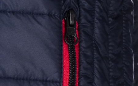 Geaca (jacheta) barbati Urban Seventy model SD-A5 culoare: albastru/rosu – tip Softshell – greutate redusa [5]