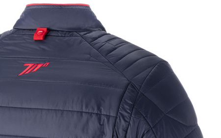 Geaca (jacheta) barbati Urban Seventy model SD-A5 culoare: albastru/rosu – tip Softshell – greutate redusa [3]