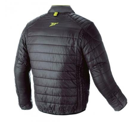 Geaca (jacheta) barbati Urban Seventy model SD-A5 culoare: negru/verde fluor – tip Softshell – greutate redusa [1]