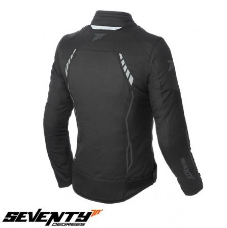 Geaca (jacheta) femei Racing Seventy vara/iarna model SD-JR67 culoare: negru [1]