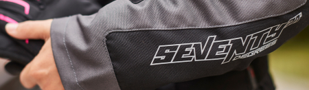 Geaca (jacheta) femei Racing Seventy vara/iarna model SD-JR71 culoare: negru/gri [3]